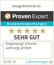 Erfahrungen & Bewertungen zu designkontor24.de