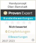 Erfahrungen & Bewertungen zu Handyconcept Ober-Ramstadt