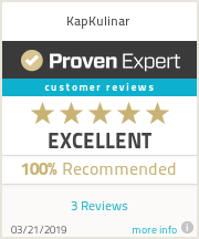 Ratings & reviews for KapKulinar
