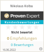 Erfahrungen & Bewertungen zu Nikolaus Kolba