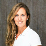 Physiotherapeutin Kathrin Steiger