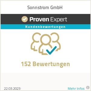 Erfahrungen & Bewertungen zu SonnStrom PV-Anlagen UG (haftungsbeschränkt)