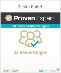 Erfahrungen & Bewertungen zu Destra GmbH