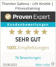 Erfahrungen & Bewertungen zu Thorsten Gallena - Life Kinetik | Fitnesstraining