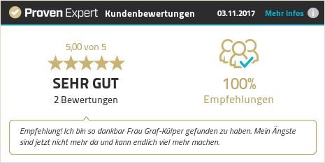 Erfahrungen & Bewertungen zu Praxis Tatjana Graf-Külper anzeigen