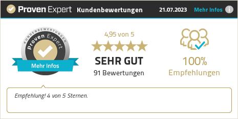 Kundenbewertungen & Erfahrungen zu Oliver Panzer e. K.. Mehr Infos anzeigen.