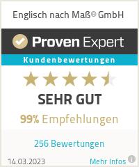 Erfahrungen & Bewertungen zu Englisch nach Maß® GmbH