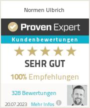 Erfahrungen & Bewertungen zu Normen Ulbrich