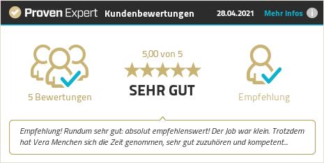 Kundenbewertungen & Erfahrungen zu konstruktivdesign - Büro für Gestaltung Vera Menchen. Mehr Infos anzeigen.