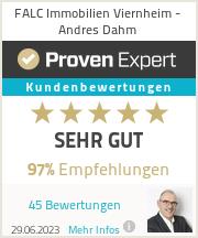 Erfahrungen & Bewertungen zu Andreas Dahm - Falc Immobilien