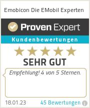 Erfahrungen & Bewertungen zu Emobicon Die EMobil Experten