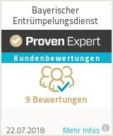 Erfahrungen & Bewertungen zu Bayerischer Entrümpelungsdienst