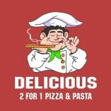Delicious Pizza & Pasta