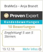 Erfahrungen & Bewertungen zu BraMeCo - Anja Brandt