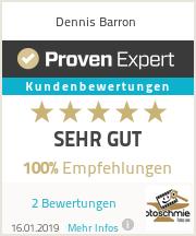 Erfahrungen & Bewertungen zu Dennis Barron