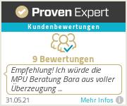 Erfahrungen & Bewertungen zu MPU Beratung Bara