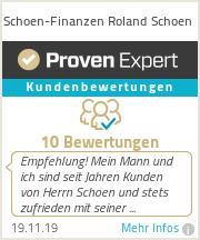 Erfahrungen & Bewertungen zu Schoen-Finanzen Roland Schoen