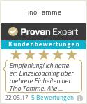 Erfahrungen & Bewertungen zu Tino Tamme