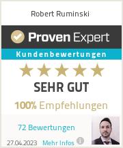 Erfahrungen & Bewertungen zu Robert Ruminski