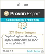 Erfahrungen & Bewertungen zu KÖ-HAIR