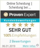 Erfahrungen & Bewertungen zu Online Scheidung | Scheidung bei Scheidung4u.de