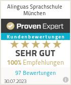 Erfahrungen & Bewertungen zu Alinguas Sprachschule München