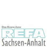 REFA Sachsen-Anhalt e. V. logo