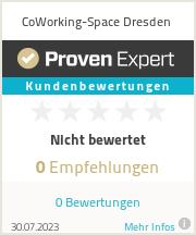 Erfahrungen & Bewertungen zu CoWorking-Space Dresden