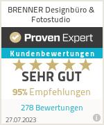 Erfahrungen & Bewertungen zu BRENNER Designbüro & Fotostudio