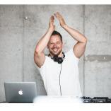 Event DJ & more DJ Siggi Spielberg logo