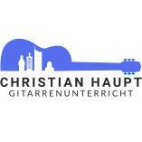 Gitarrenunterricht-Christian Haupt