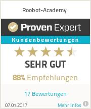 Erfahrungen & Bewertungen zu Roobot-Academy