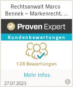 Erfahrungen & Bewertungen zu Fachanwalt Bennek