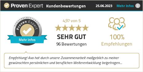 Kundenbewertung & Erfahrungen zu Ava Hauser ~ Richtungswechsel! Jetzt.. Mehr Infos anzeigen.