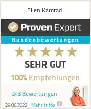 Erfahrungen & Bewertungen zu Ellen Kamrad
