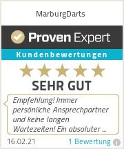 Erfahrungen & Bewertungen zu MarburgDarts