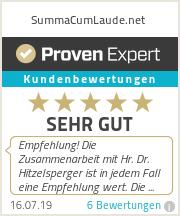 Erfahrungen & Bewertungen zu SummaCumLaude.net