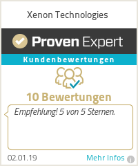 Erfahrungen & Bewertungen zu Xenon Technologies