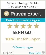 Erfahrungen & Bewertungen zu EKS-Akademie GmbH