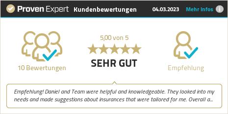 Kundenbewertung & Erfahrungen zu Versicherungsbüro Weiss. Mehr Infos anzeigen.