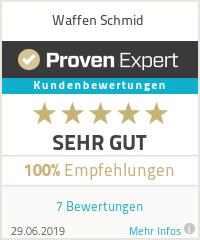 Erfahrungen & Bewertungen zu Waffen Schmid
