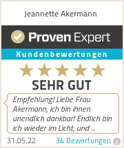 Erfahrungen & Bewertungen zu Jeannette Akermann