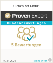 Erfahrungen & Bewertungen zu Küchen Art GmbH
