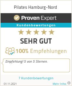 Erfahrungen & Bewertungen zu Pilates Hamburg-Nord