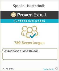 Erfahrungen & Bewertungen zu Spanke Haustechnik