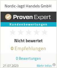 Erfahrungen & Bewertungen zu Nordic-Jagd Handels GmbH