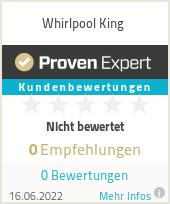 Erfahrungen & Bewertungen zu Whirlpool King
