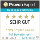 Erfahrungen & Bewertungen zu ARTIGO GmbH