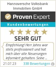 Erfahrungen & Bewertungen zu Hannoversche Volksbank Immobilien GmbH