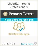 Erfahrungen & Bewertungen zu Lüderitz | Young Professionals